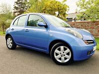 Gorgeous Micra. As Good As They Come. A Lot Of Car For £1375.