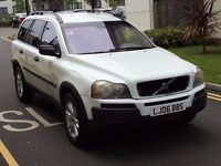 LHD 2006 VOLVO XC90 D5 ***1 OWNER***FSH***LEFT HAND DRIVE***