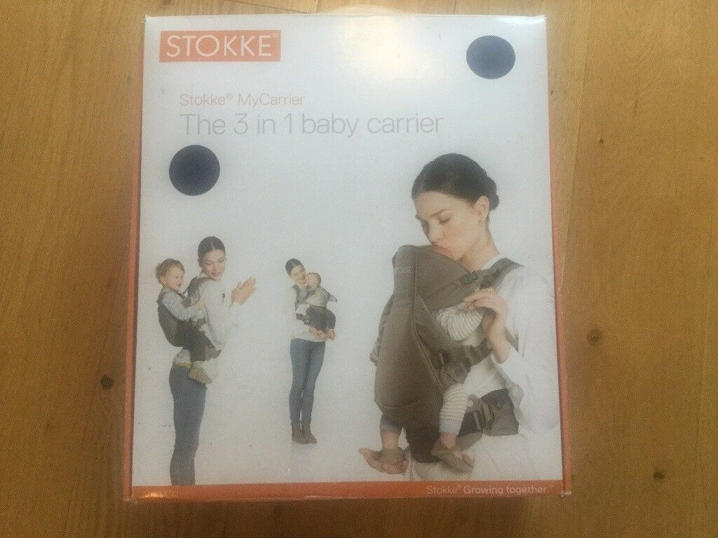 Stokke Mycarrier 3 In 1 Baby Carrier In Burgess Hill West Sussex