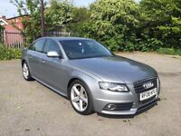 Audi A4 2.7 tdi 2008 S Line CVT Multitronic ***Top Spec***