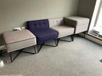 Naughtone Modular Seating set