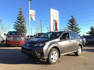 2014 Toyota RAV4 LE BLUETOOTH 2 SETS OF TIRES