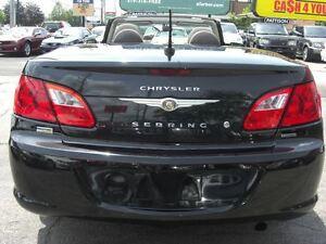 2009 Chrysler Sebring Touring Convertible *LOW KM* London Ontario image 3