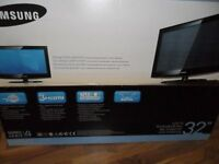 Samsung 32inch LCD TV