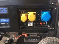 SGS SPG6500 Petrol Generator