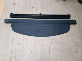Audi a6 estate parcel shelf and roller blind 2010-2012