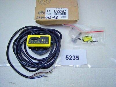 Banner Sensor Bipolar Diffuse Laser 400mm 70230
