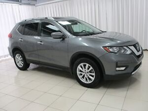 2018 Nissan Rogue 2.5SV AWD SUV W/ REMOTE START, HEATED SEATS &