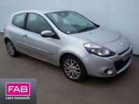Renault Clio 1.2 16v Dynamique 3dr low miles Manager Special Deal