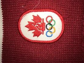 Genuine Canada Olympic Scarf