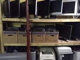 """20 Monitors for sale.Dell,Acer ,Lenovo,Samsung,HKC screens 15"""",17"""",19"""",20"""",22"""".From £20.with receipt"""