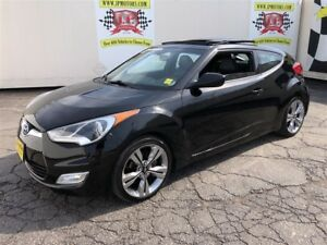 2012 Hyundai Veloster w/Tech, Automatic, Navigation, Leather