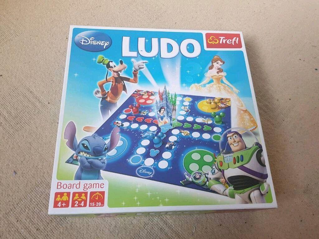 Disney ludo game