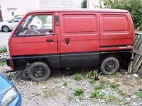 suzuki super carry van.