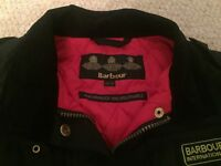 Barbour International Ladies Jacket