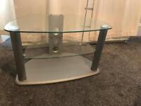 TV unit glass