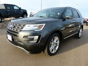 2016 Ford Explorer Limited,  Park Assist, SYNC, Moonroof