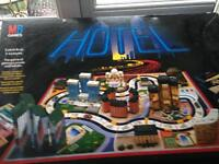 Hotel board game
