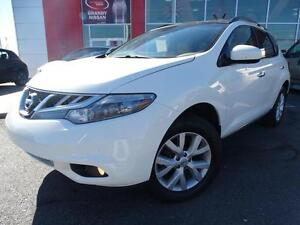 2012 Nissan Murano SL/AWD/CUIR/TOIT PANORAMIQUE
