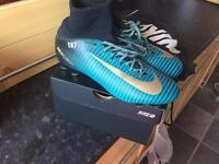 Nike ID football boots