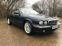 Jaguar XJ6 - not Mercedes Audi BMW