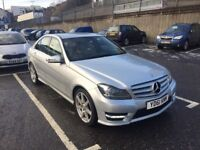 61 plate mercedes benz c220 cdi sport spares or repairs