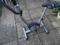 Bodyfit Exercise Bike for sale and collection in Chinnor, Oxfordshire.