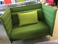 Love seat vitra sofa cheap office furniture Harlow London Essex
