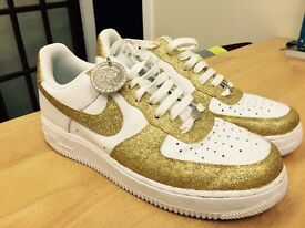 Nike Air Force one br design