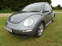 VW VEW BEETLE 1.6 PETROL NEW M.O.T