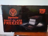 Jagermeister Shot Glass freezer