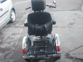 mobility scooter TGA SUPERSPORT