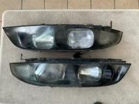 Nissan Skyline Head lights for GTS R33, used for sale  Stafford, Staffordshire