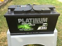 Leisure Battery in Excellent Condition!