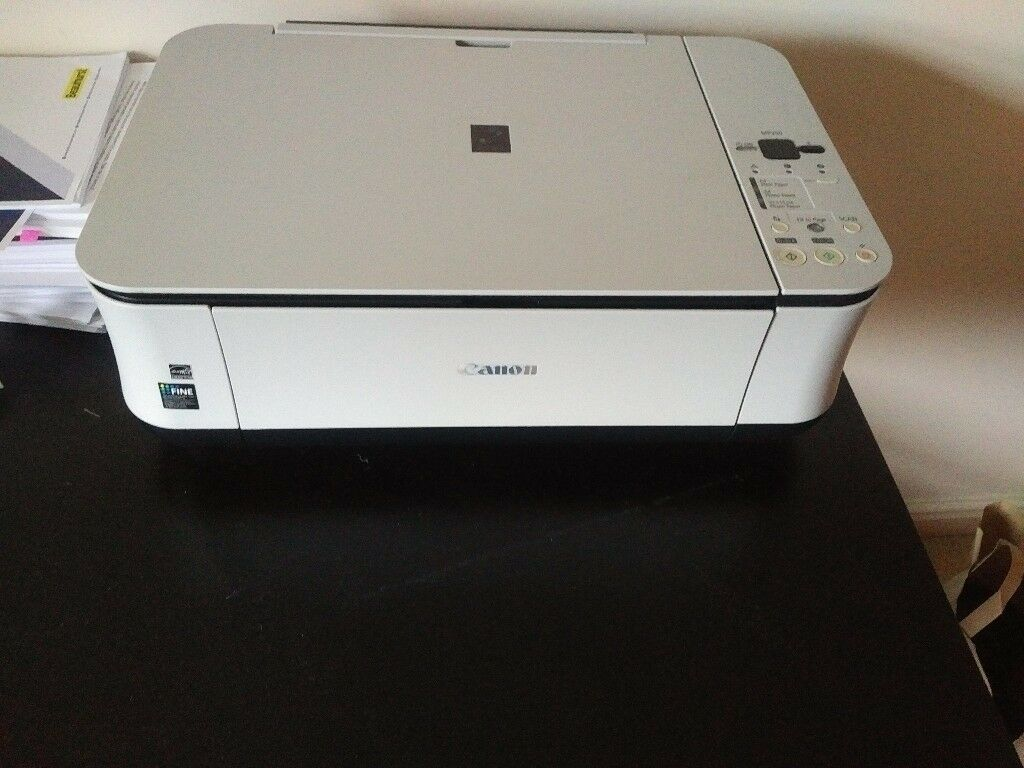 Canon pixma mp250 printer and scanner | in newlands, glasgow | gumtree.