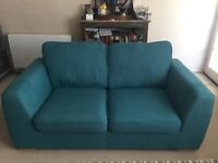 *PRICE REDUCTION* 2 seater DFS sofa bed. Good condition. £100 ONO. Quick sale required.