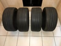 Tyres Goodyear 4 x 235/40/18