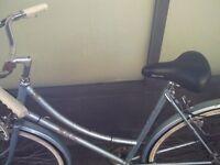 BSA 70's vintage city bike