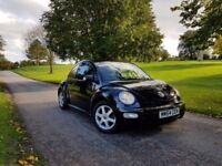 VW BEETLE 2004 1.4 LUNA 52K WITH 12 MONTHS MOT HPI CLEAR £1995 !!!!