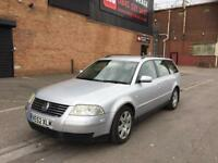 2003 Volkswagen Passat estate sport 1896 TDI 6 speed 130bhp 12 month mot