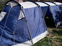 SOLD Six to Eight Berth Tent