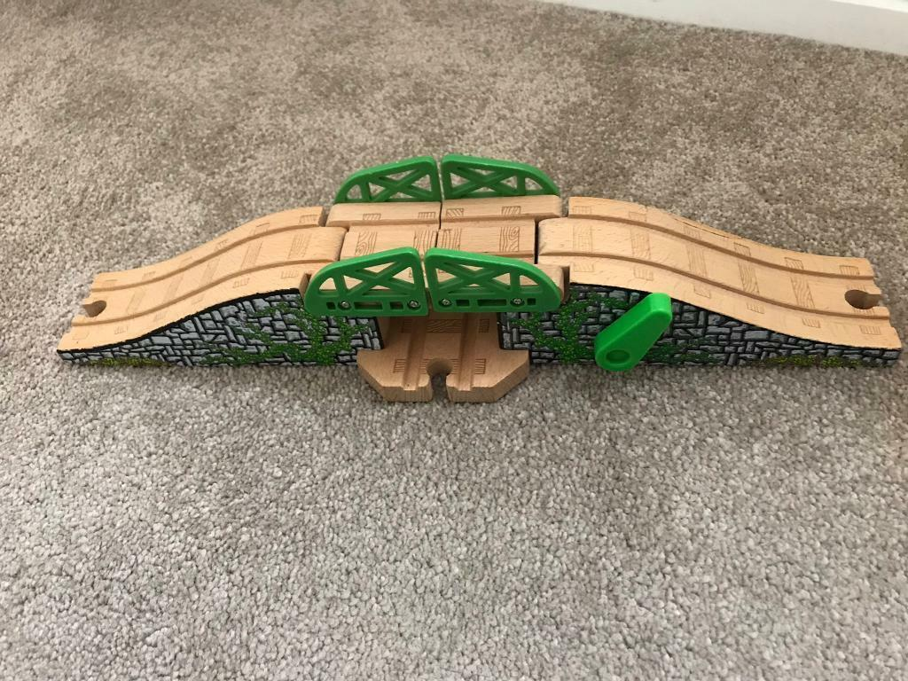 Thomas The Tank Engine Wooden Bridge For Train Set In Bovey Tracey Devon Gumtree