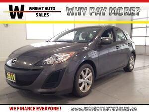 2011 Mazda MAZDA3 SPORT GX | CRUSIE CONTROL| ALLOYS| $8997.00 |