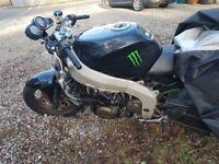 Kawasaki ninja zx6r 600 spares or repair