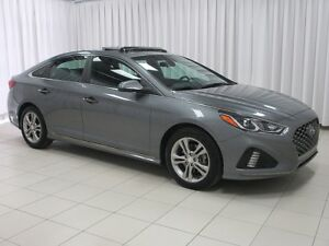 2018 Hyundai Sonata QUICK BEFORE IT'S GONE!!! SPORT SEDAN W/ LEA