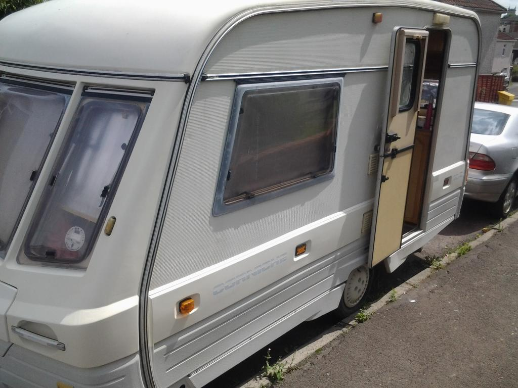 Swift Corniche 12 2 2 Berth Caravan Ready To Go In