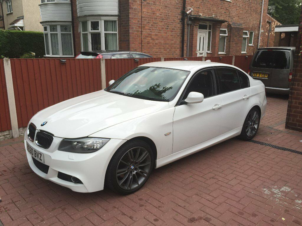 2010 bmw 320d m sport plus 5dr white manual in bilston west midlands gumtree. Black Bedroom Furniture Sets. Home Design Ideas