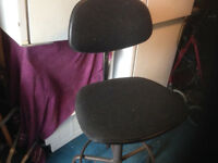 industrial retro vintage operator chair office design by Evertaut