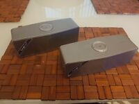 2x LG Portable Wireless Speakers