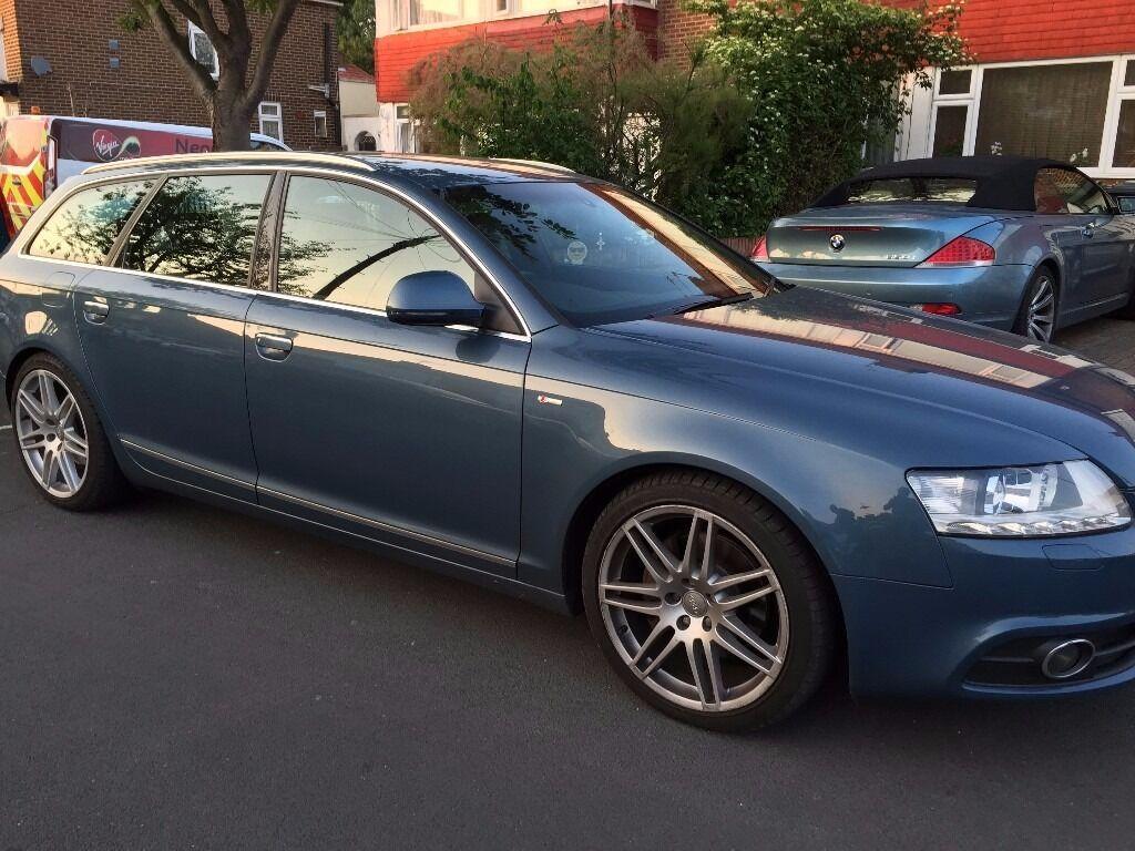 Audi A6 S line, Automatic, Estate